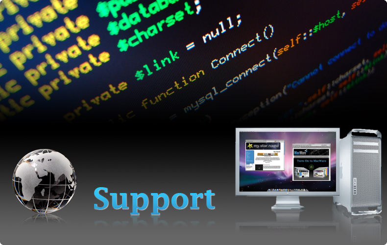 MacWare Support